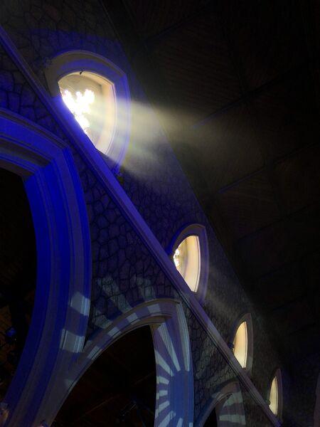 Exposition photo «Hyères en bleu» à l'église Anglicane à Hyères - 7