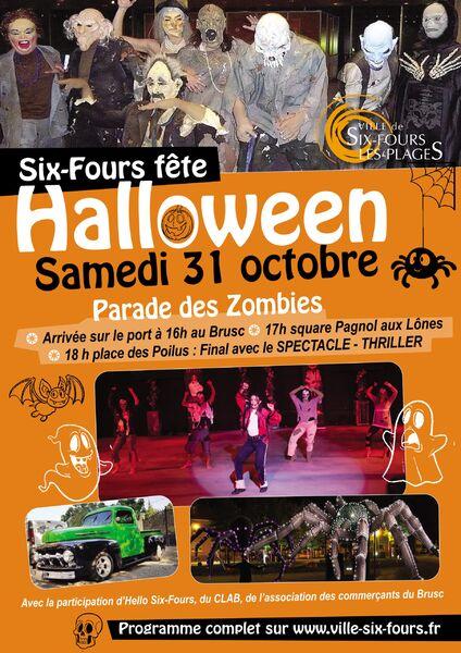 Six Fours fête Halloween à Six-Fours-les-Plages - 0