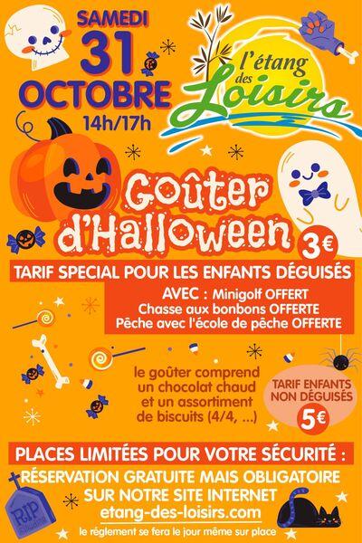 L'étang des Loisirs fête Halloween à Ollioules - 0