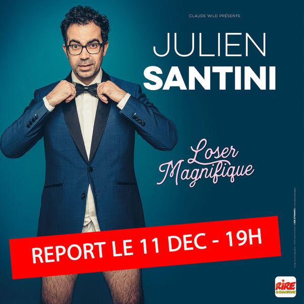 Spectacle Julien Santini «s'amuse» à Six-Fours-les-Plages - 0