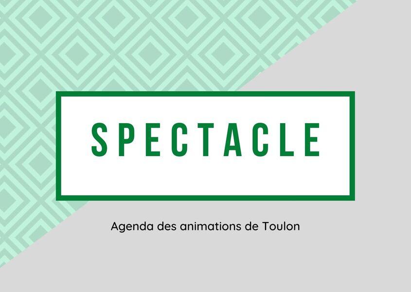 Reporté – Spectacle – Les Chevaliers du Fiel « Travaux d'enfer » à Toulon - 1