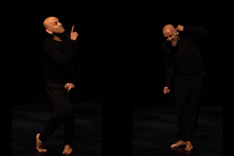 Théâtre «Ma Colombine» d'Omar Porras à Ollioules - 1