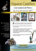 2020 01 05 expo galerie Castillon Janv 21 hiver