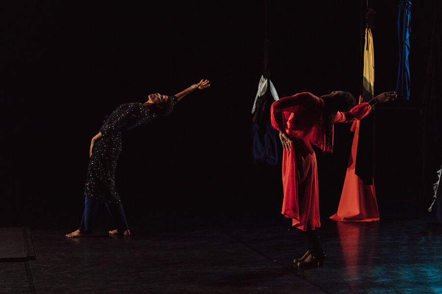 Annulé : Spectacle «Mailles» de Dorothée Munyaneza à Ollioules - 1