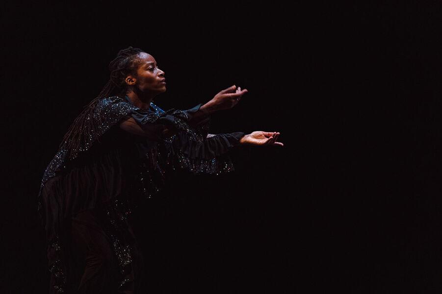 Annulé : Spectacle «Mailles» de Dorothée Munyaneza à Ollioules - 2