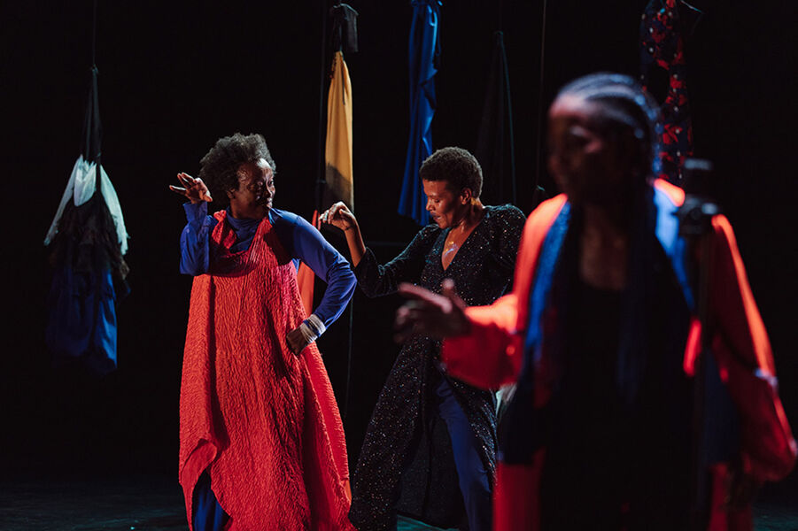 Annulé : Spectacle «Mailles» de Dorothée Munyaneza à Ollioules - 0
