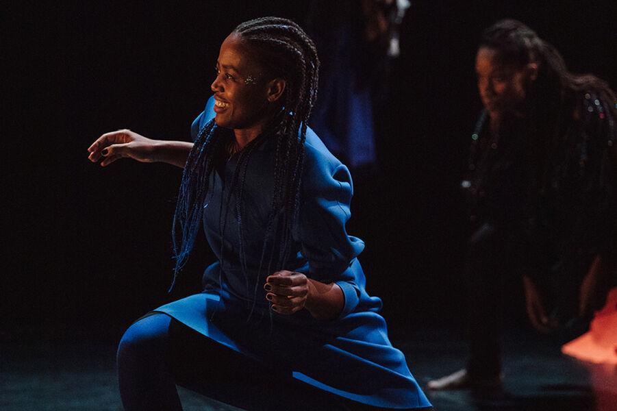 Annulé : Spectacle «Mailles» de Dorothée Munyaneza à Ollioules - 3