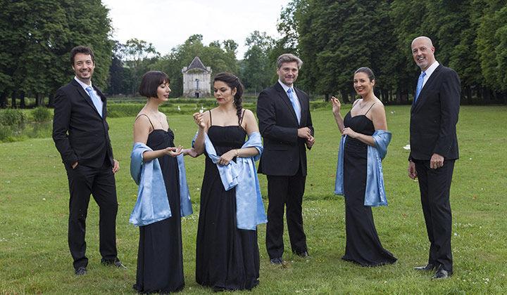 Annulé – Concert – Les Voix Animées – « Caecilia Virgo » à La Valette-du-Var - 0