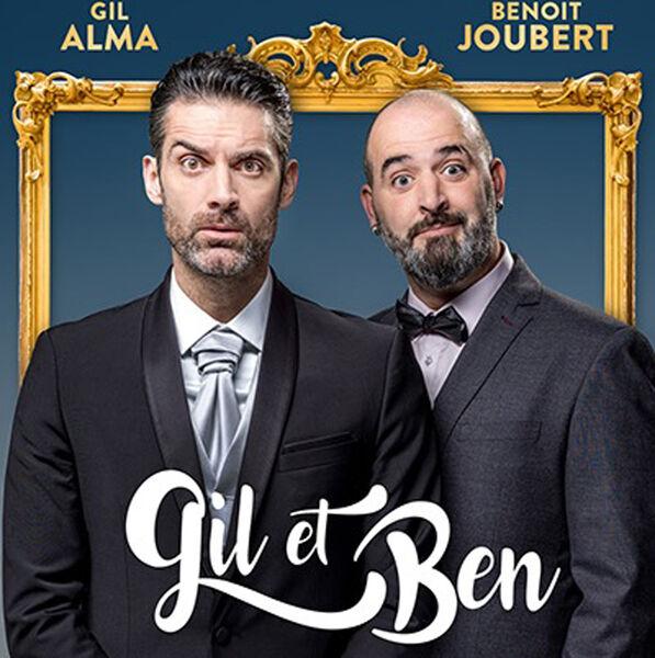 Spectacle : Gil & Ben à Six-Fours-les-Plages - 0