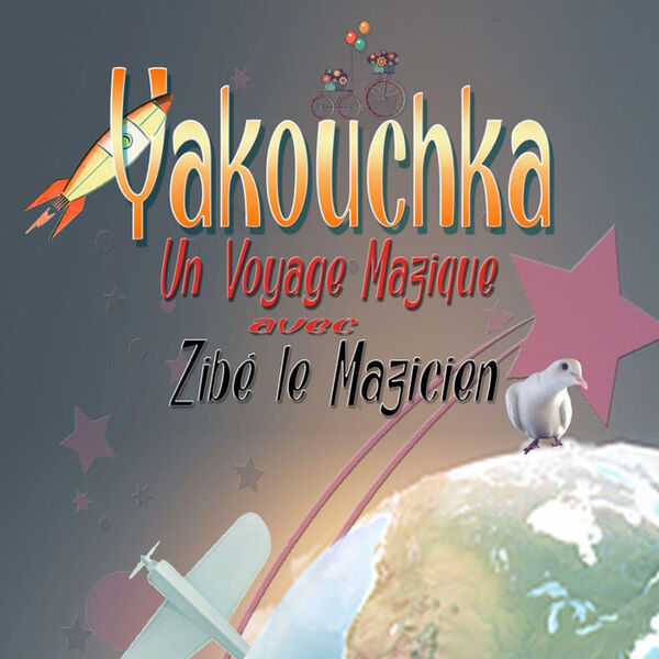 Spectacle «Yakouchka un voyage magique» avec le magicien Zibé à Six-Fours-les-Plages - 0