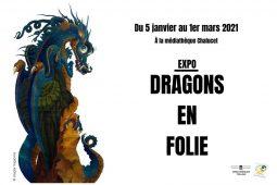 2021 01 05 EXPO Chalucet_expo_dragons_en_folie