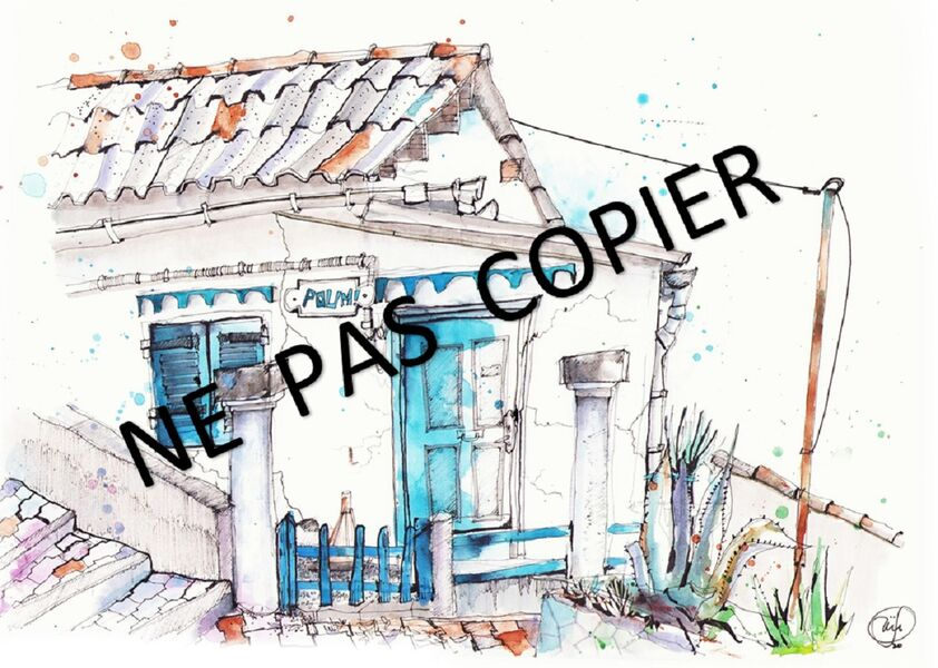 Exposition Julien Orsini à Le Pradet - 0