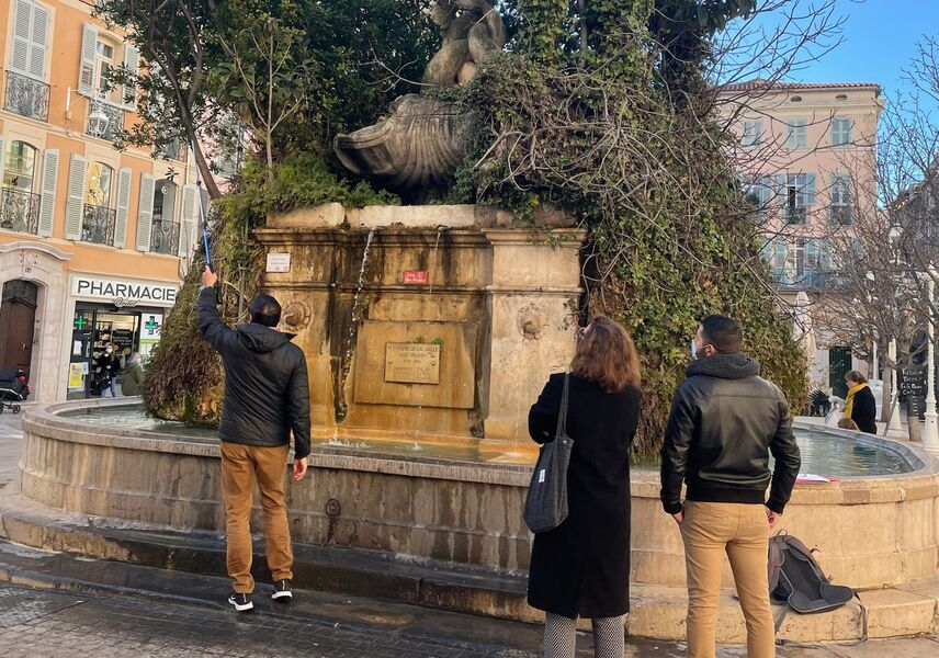 La nature dans la ville – Visite commentée à Toulon - 0
