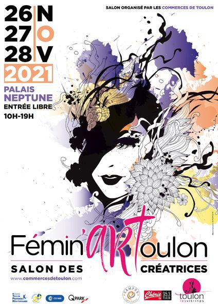 Fémin'Art Toulon – Salon des créatrices à Toulon - 0