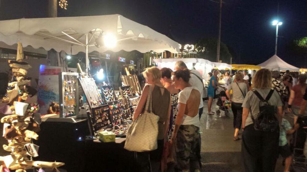 Marché nocturne des Sablettes à La Seyne-sur-Mer - 0