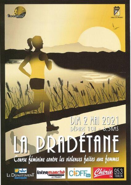 La Pradetane Course féminine. à Le Pradet - 0