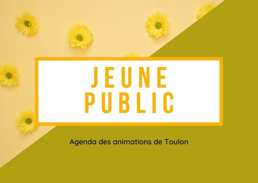 Jeune public – Lectures immersives et illustrées à Toulon - 0
