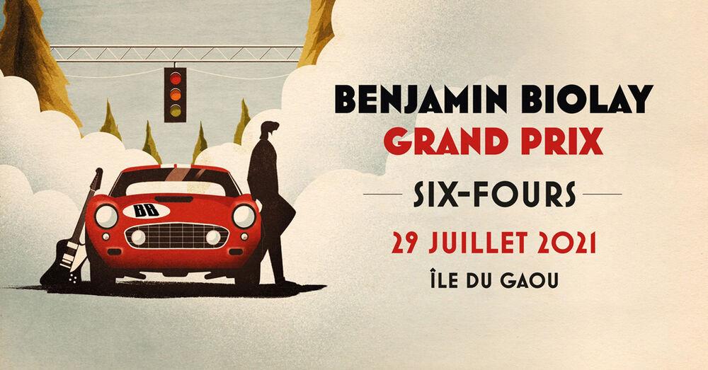 Concert au Gaou : Hoshi et Benjamin Biolay à Six-Fours-les-Plages - 1