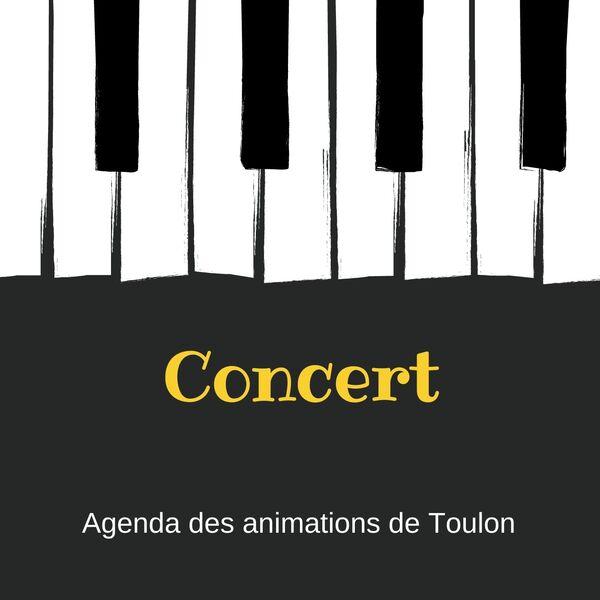 Concert – Scherzos, nocturnes, ballades de Chopin – Les concerts été 2021 – Festival de Musique Toulon & région à Toulon - 0
