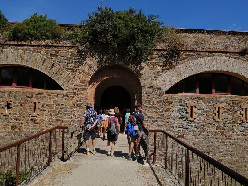 Balade découverte : visite du fort de la Repentance à Hyères - 0