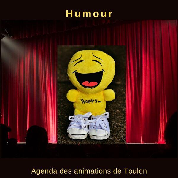 Reporté – Spectacle – Arnaud Tsamère « Nouveau spectacle » à Toulon - 1