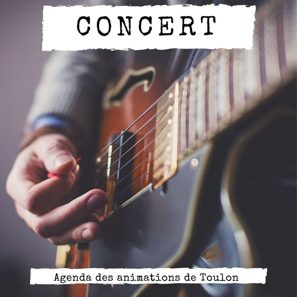 Concert – Élèves du département des musiques actuelles amplifiées du Conservatoire TPM à Toulon - 0