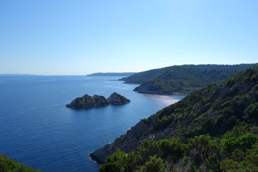 Balade nature accompagnée à Port-Cros avec Vincent Blondel à Hyères - 2