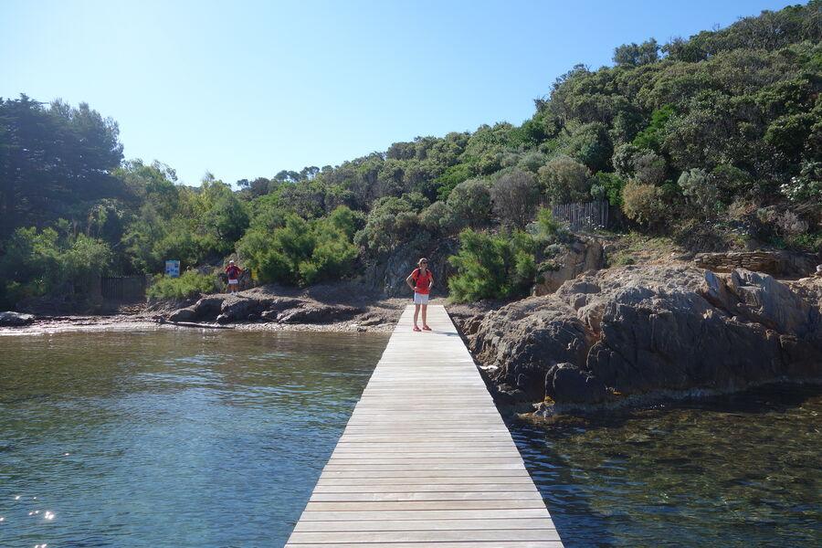 Balade nature accompagnée à Port-Cros avec Vincent Blondel à Hyères - 1