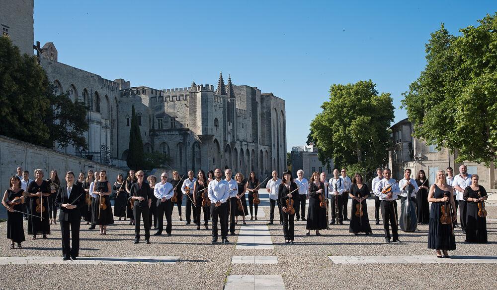 Concert Orchestre National Avignon-Provence à Hyères - 1