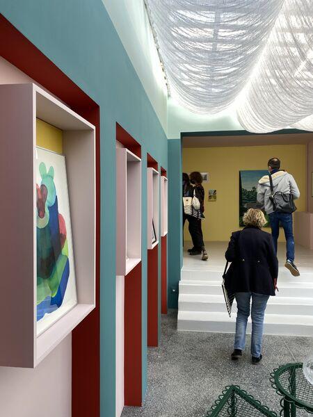 Exposition ARCHIVILLE – Hyères, l'architecture de la ville en dessin à Hyères - 2