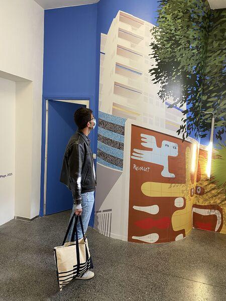 Exposition ARCHIVILLE – Hyères, l'architecture de la ville en dessin à Hyères - 5