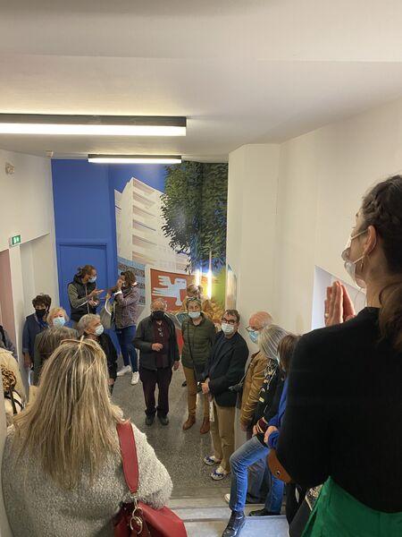 Exposition ARCHIVILLE – Hyères, l'architecture de la ville en dessin à Hyères - 6