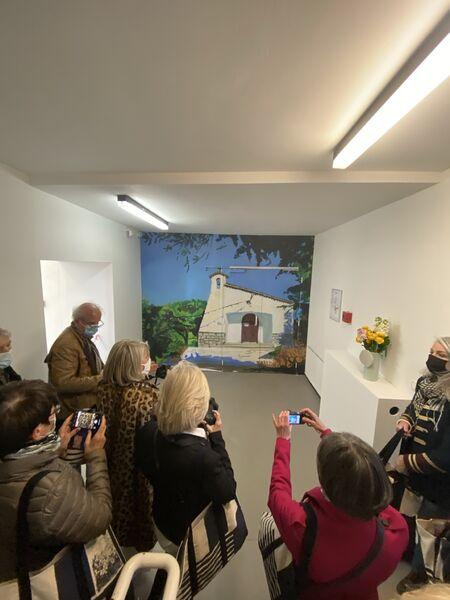 Exposition ARCHIVILLE – Hyères, l'architecture de la ville en dessin à Hyères - 7