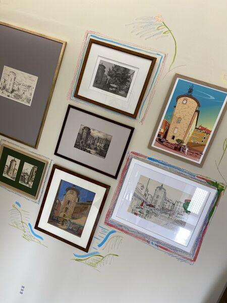 Exposition ARCHIVILLE – Hyères, l'architecture de la ville en dessin à Hyères - 11