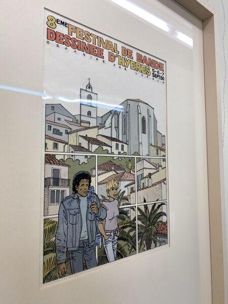 Exposition ARCHIVILLE – Hyères, l'architecture de la ville en dessin à Hyères - 12