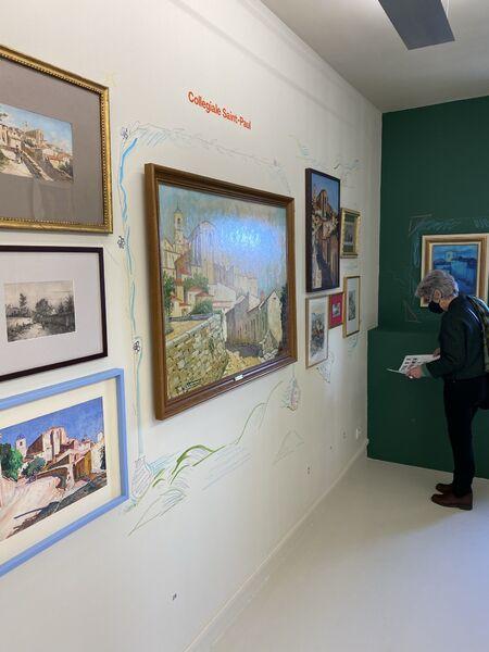 Exposition ARCHIVILLE – Hyères, l'architecture de la ville en dessin à Hyères - 13