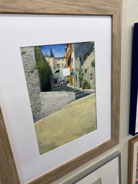 Exposition ARCHIVILLE – Hyères, l'architecture de la ville en dessin à Hyères - 15