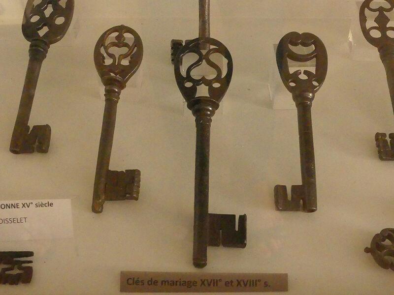 Exposition permanente : serrures, cadenas et clés du XIe au XVIIIe siècle à Ollioules - 0