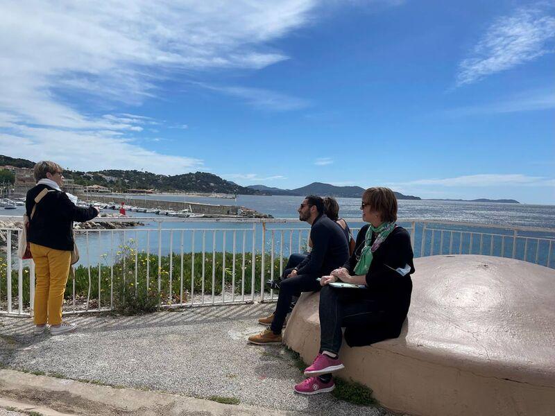 Entre plage et colline, balade de la Tour Royale au port Saint-Louis – Visite guidée à Toulon - 3