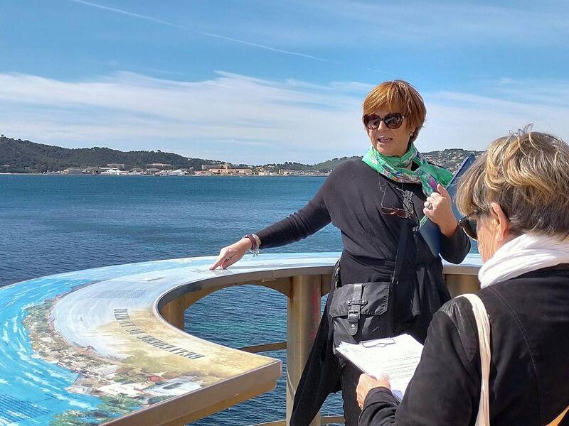 Entre plage et colline, balade de la Tour Royale au port Saint-Louis – Visite guidée à Toulon - 0