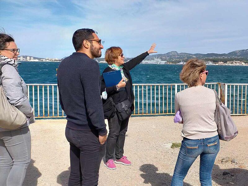 Entre plage et colline, balade de la Tour Royale au port Saint-Louis – Visite guidée à Toulon - 4
