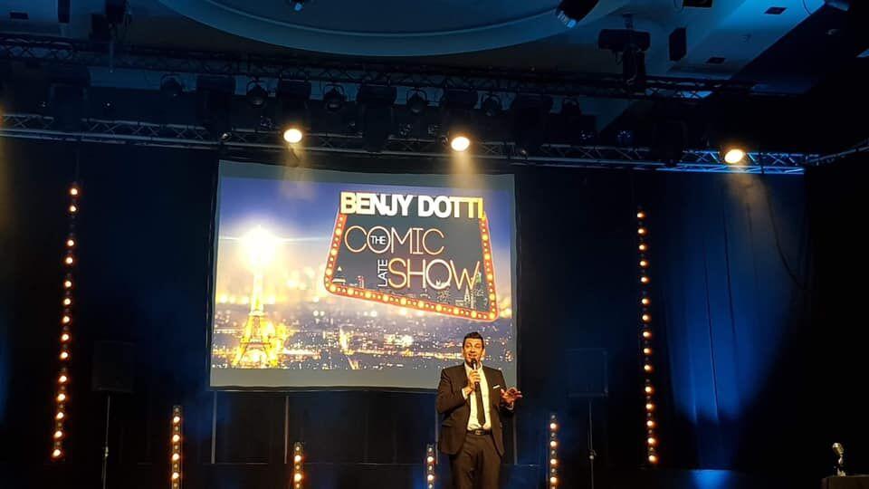 Benjy Dotti à Hyères - 1