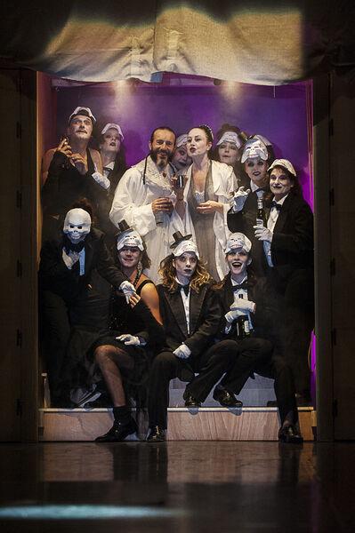 Théâtre: «Electre des bas-fonds» de Simon Abkarian à Ollioules - 0
