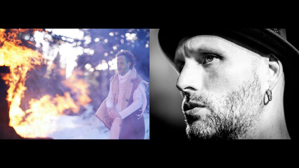 Concert Folk: Omri Swafield + Fabian Aubry à Hyères - 0