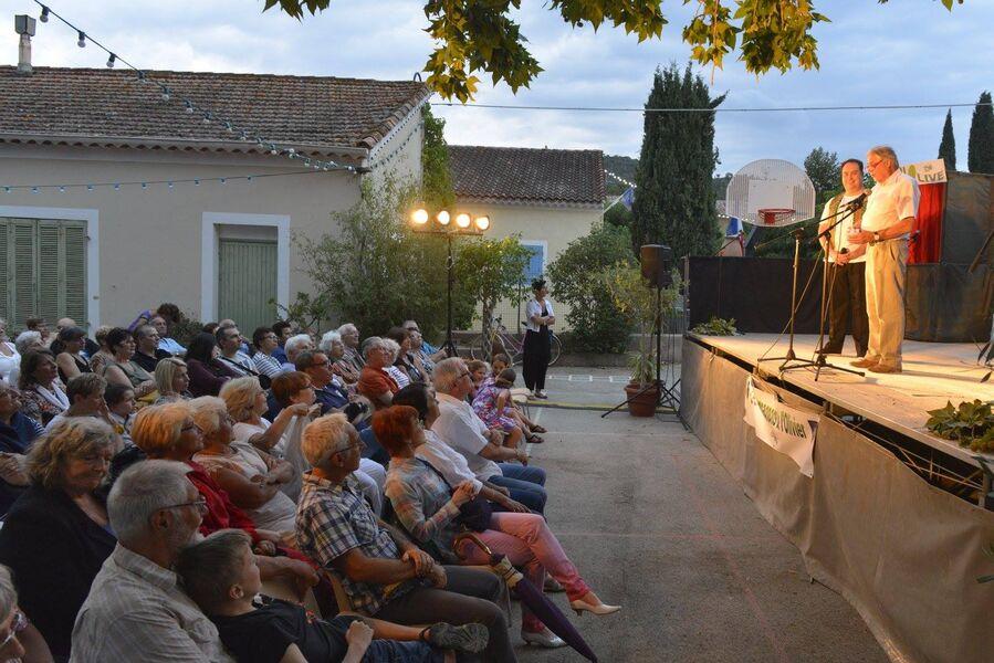 Festival de la vallée vigneronne des Borrels à Hyères - 1