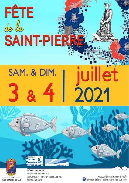 Fête de la Saint Pierre à Saint-Mandrier-sur-Mer - 0