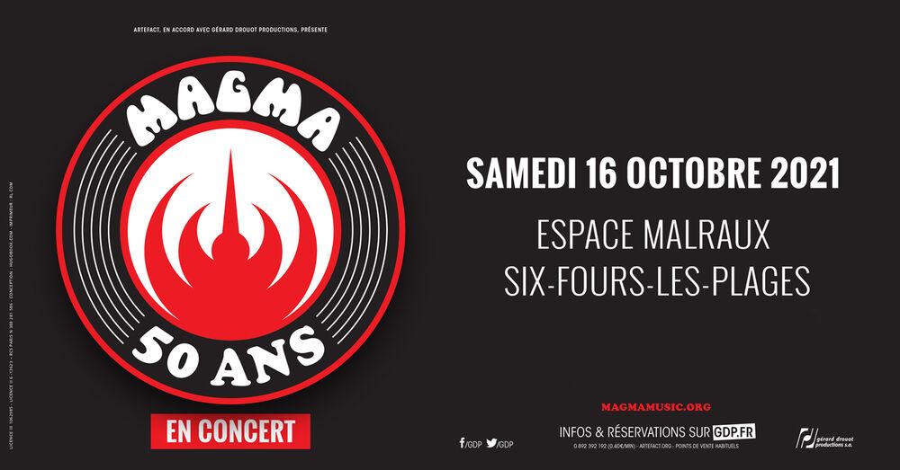 Concert de Magma à Six-Fours-les-Plages - 0