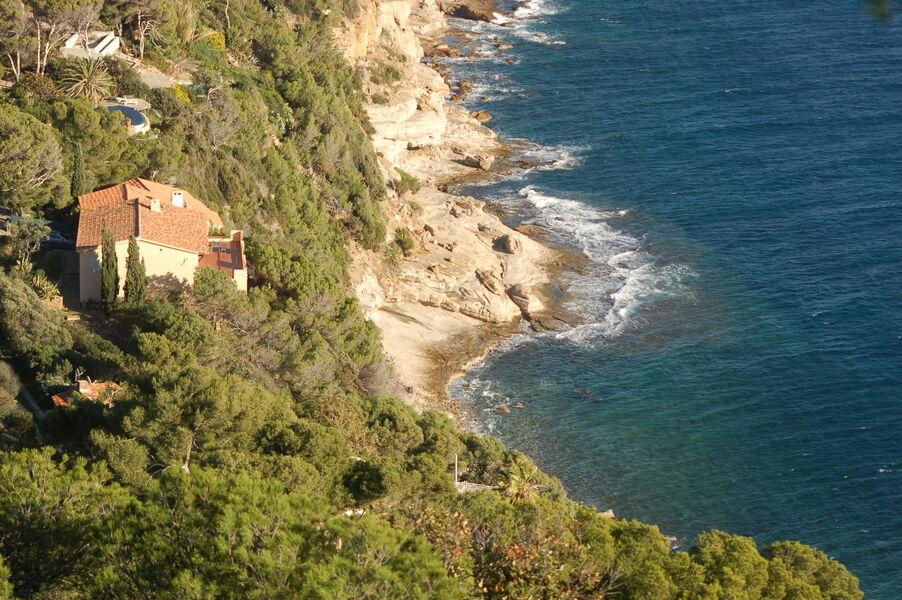 Visite guidée «Autour du Cap Garonne» avec Vincent Blondel à Le Pradet - 4