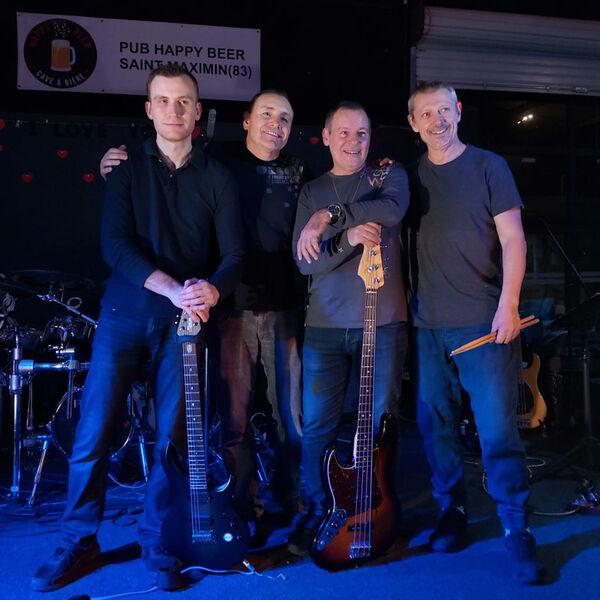 Concert du groupe Réservoir Rock à Six-Fours-les-Plages - 1