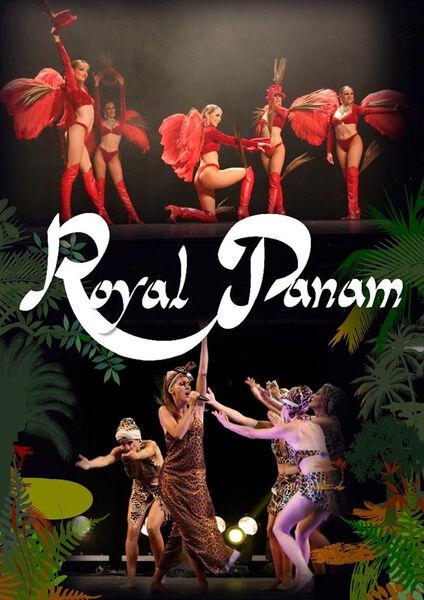 Spectacle : Royal Panam à Six-Fours-les-Plages - 0